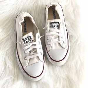 Converse white Shoreline Canvas Sneaker - Sz 8